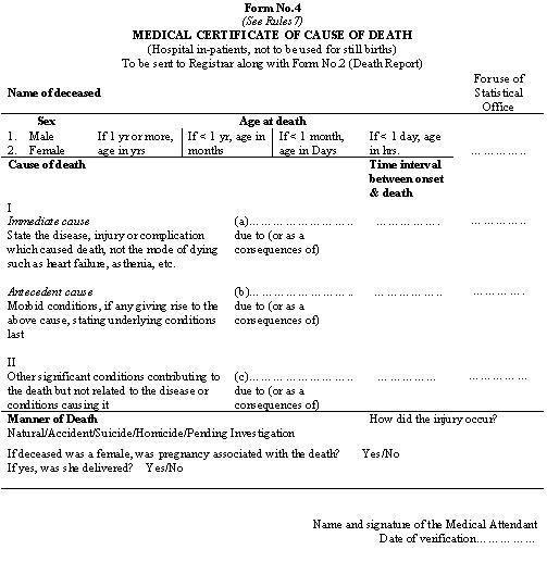 Aadhaar_Mandatory for Death Certificates