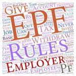 EPF Withdrawal Rules and Process