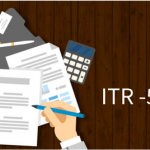 Filling ITR offline using ITR-5 form