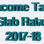 Income-tax-Slab-Rates 2017-18