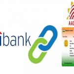 Link Aadhaar card to Citi Bank account