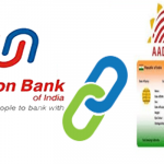 Link Aadhaar card to Union Bank of India