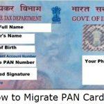 How to migrate Pan Card Offline and Aaykar Setu App