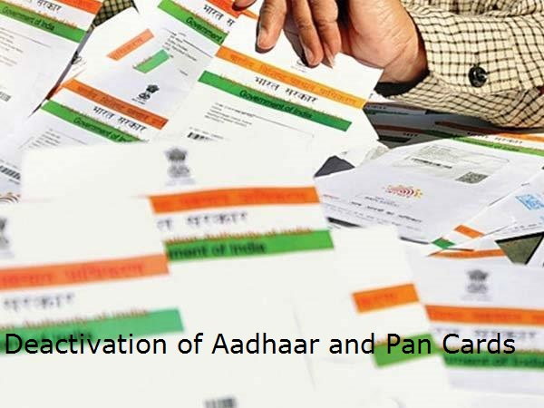 Aadhaar Deactivation updates and news here @ Rupeenomics.com