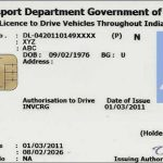 driving license Delhi