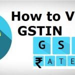 GSTIN and GST Rates Verification