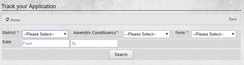 Haryana CEO Search status