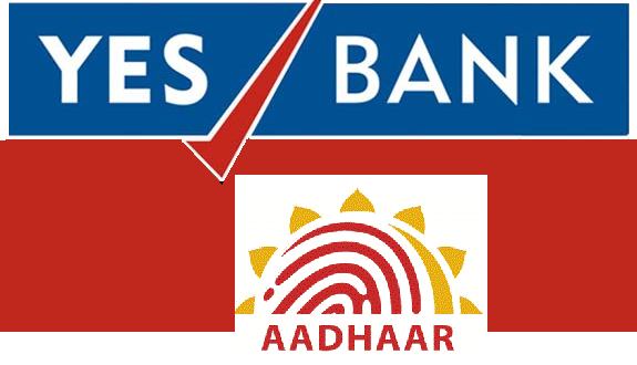 How to Link Aadhaar with YES Bank Account