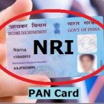 Pan Card for NRI