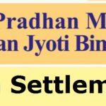 PMJJBY-Pradhan Mantri Jeevan Jyoti Bima Yojana Claim Settlements