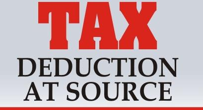 Tax Deduction at Source-TDS