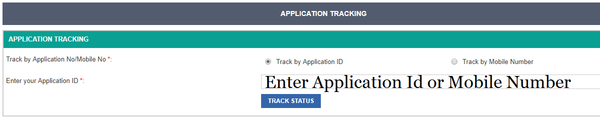 CEO Tamilnadu Application Tracking elections.tn.gov.in