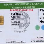 Driving License in Andhra Pradesh