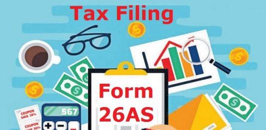 form 26AS-Check for details here @ Rupeenomics.com