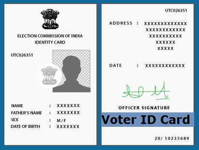 Kerala Voter ID Card