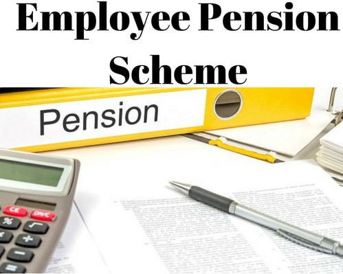 Employee Pension Scheme-EPS