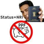 PPF Closed if status of NRI