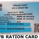 WBPDS Ration Card