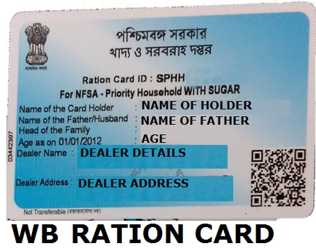 Wbpds Ration Card How To Apply Status Amp Download Wbpds