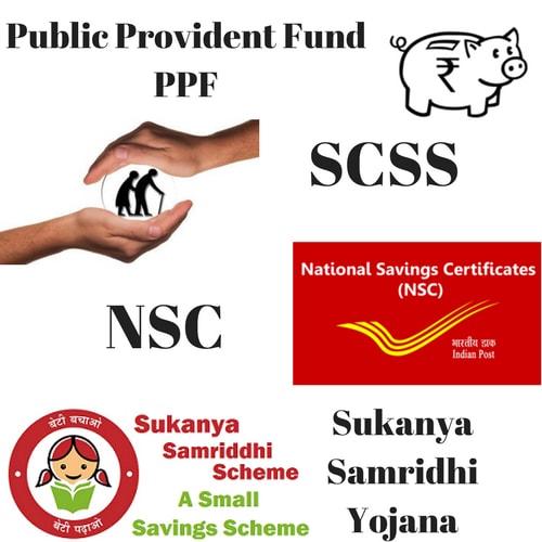 Scheme Comparison PPF,NSC, SSY and SCSS