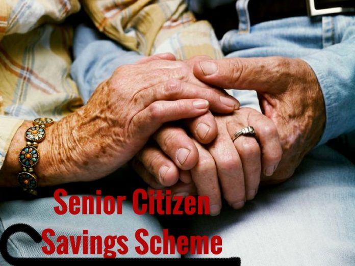 Senior Citizen Savings Scheme