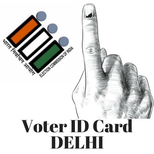 Delhi Voter ID Card
