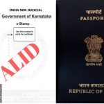 Rent Agreement & Passport