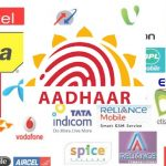 Aadhaar linking with Mobile Number