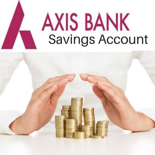 Axis Bank Savings Account
