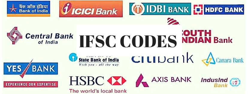 IFSC Codes