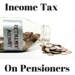 Income Tax on Pensioners