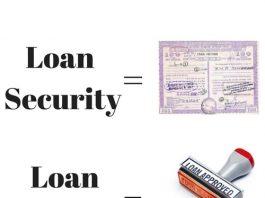 NSC as loan Security