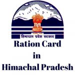 Himachal Pradesh Ration Card