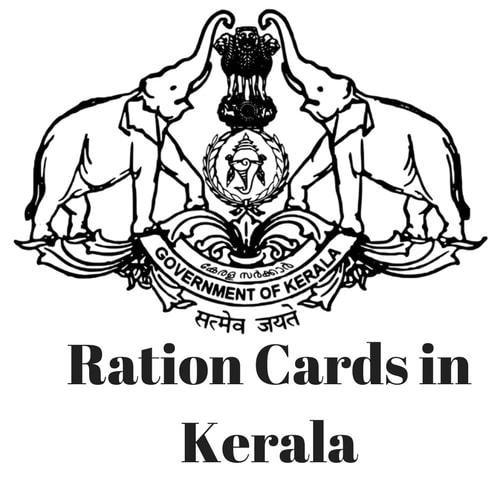kerala Ration Card - Rupeenomics.com