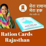 Rajasthan Ration Card food.raj.nic.in