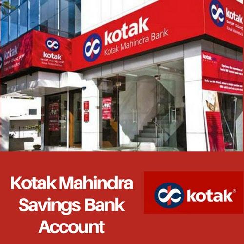 Kotak Mahindra Bank: Savings Account, Interest Rates