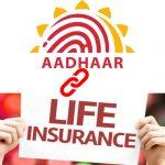 Insurance Policies linking with Aadhaar Cards