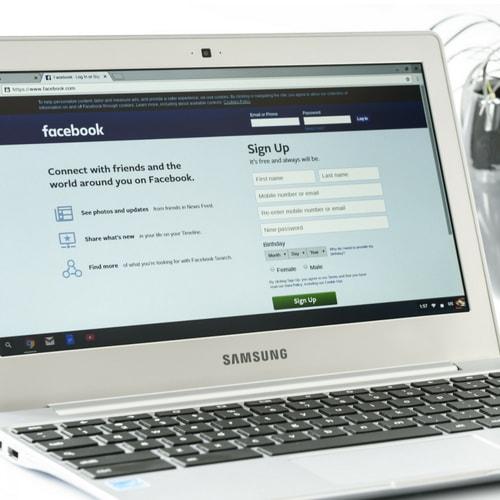 Aadhaar for Facebook Sign up