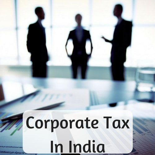 Corporate Tax in India