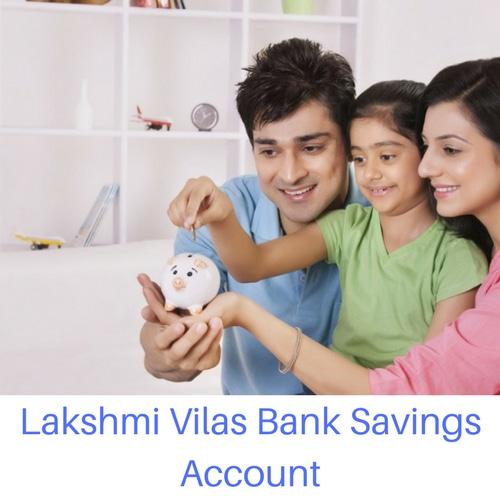 Lakshmi Vilas Bank Savings Account