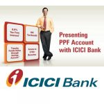 PPF Account online using ICICI