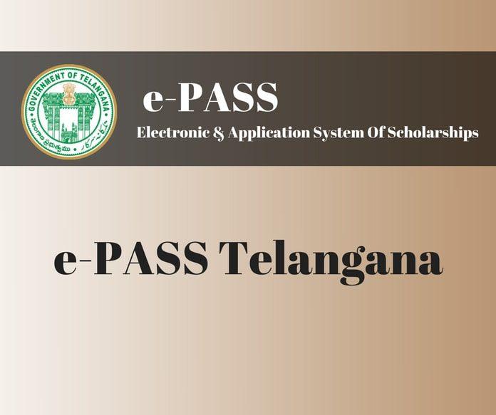 E-Pass Telangana