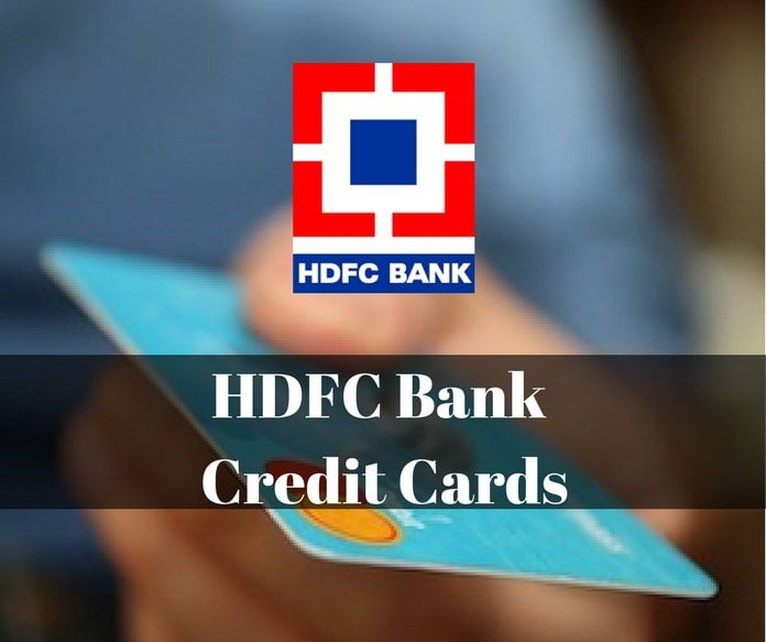 HDFC Bank Credit Cards