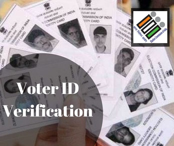 Voter ID Verification