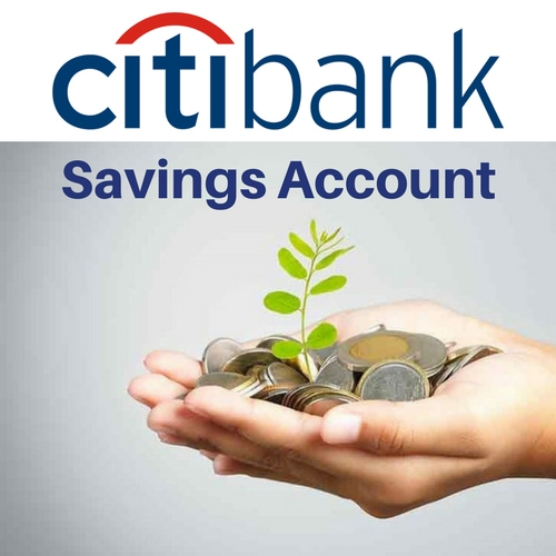 Citibank Savings Account