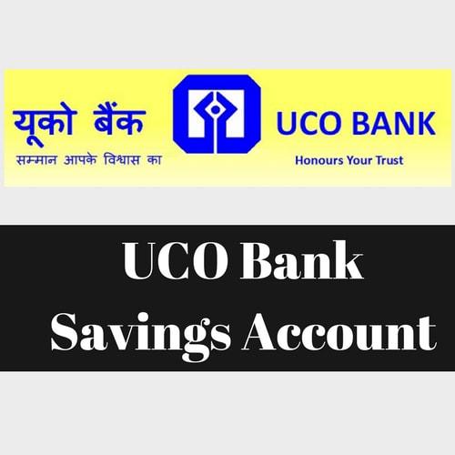UCO Bank Savings Account