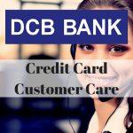 DCB Bank Credit Card Customer Care