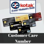 Kotak Mahindra Bank Credit Card Customer Care