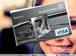 Deutsche Bank Credit Card Customer Care