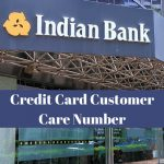 Indian Bank Credit Card Customer Care Number